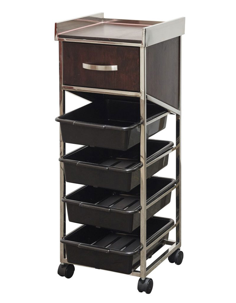 Dual Purpose Salon Trolley by Premier Gold - Clearance