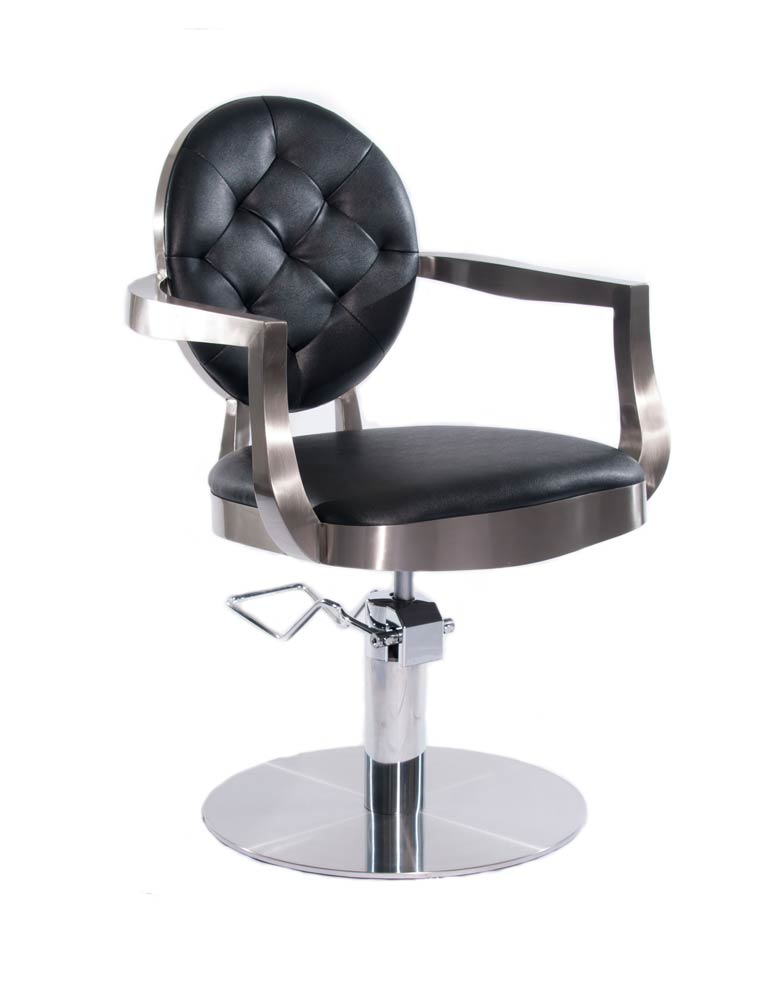 Black Duchess Salon Styling Chair by Premier