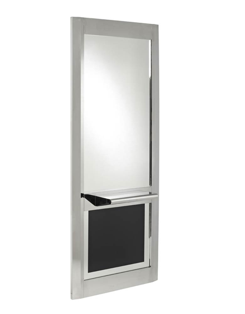 Chrome Sovereign Salon Styling Unit by SEC