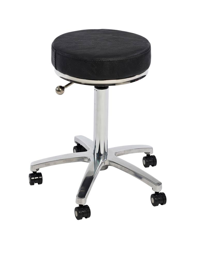 Padded Salon Stool by Premier