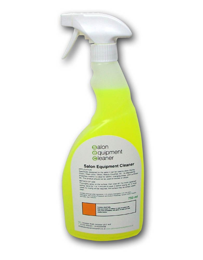 Salon Equipment Cleaner
