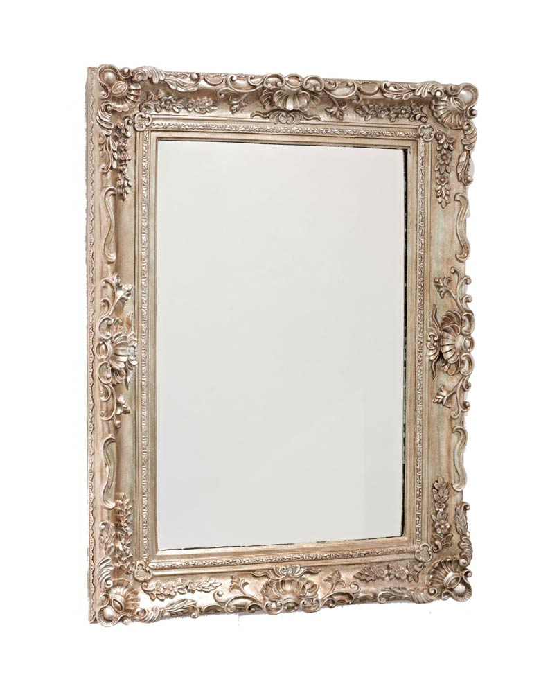 Gold Ornate 04 Salon Mirror by SEC - END OF LINE