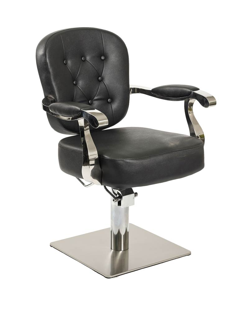 Black Sonata Salon Styling Chair by Premier