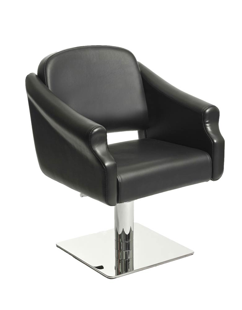 Black Eclipse Salon Styling Chair by Premier