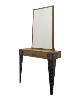 Rustic City Salon Styling Unit by Premier