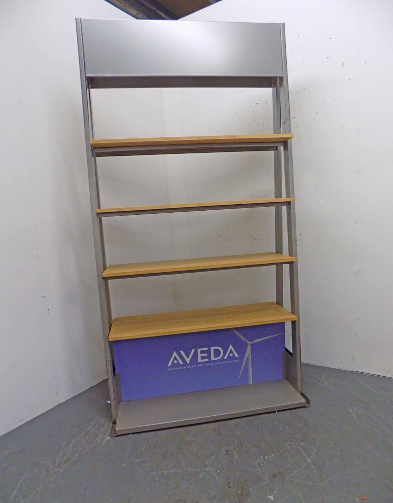 Used Aveda Display Stand - BB06F