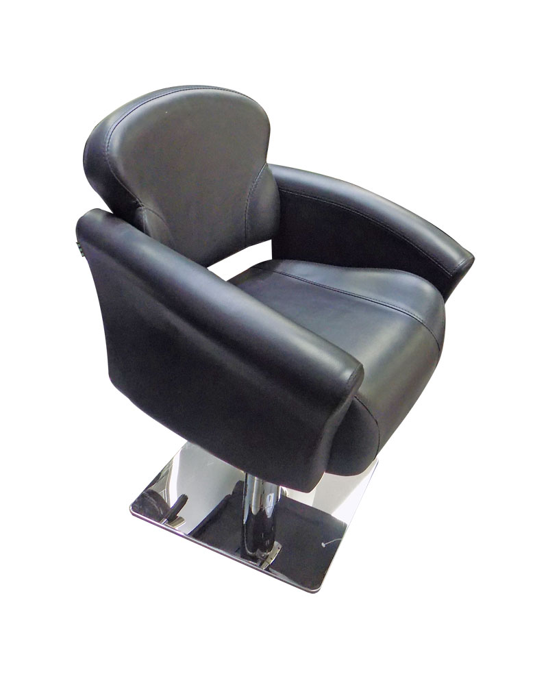 Black Kingfisher Salon Styling Chair by Premier - Clearance