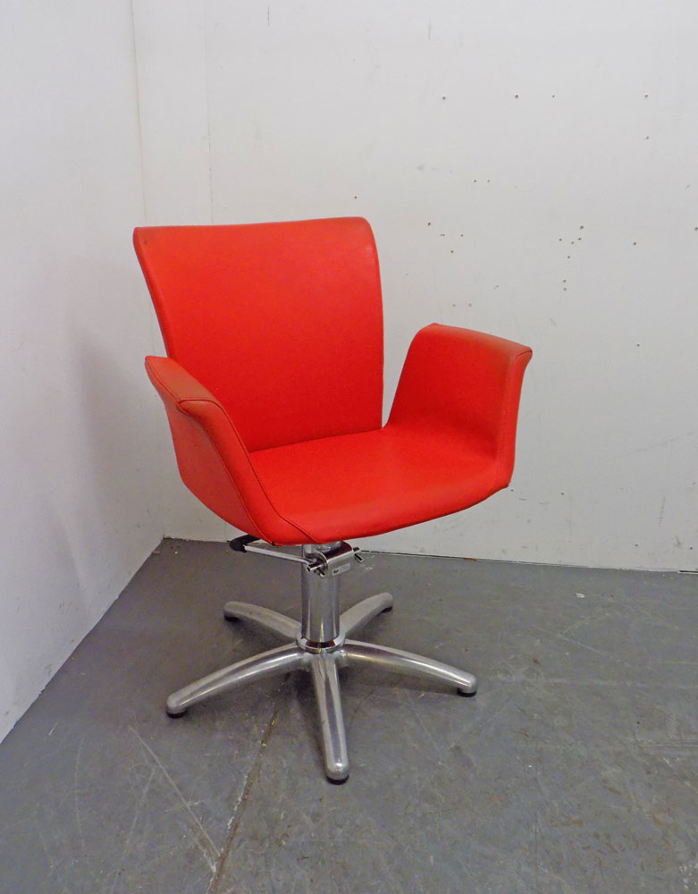 BB51A Used Salon Styling Chair