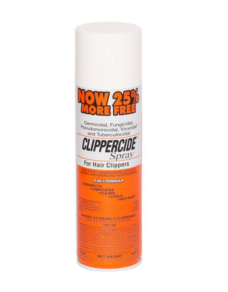 Clippercide Spray by Barbicide