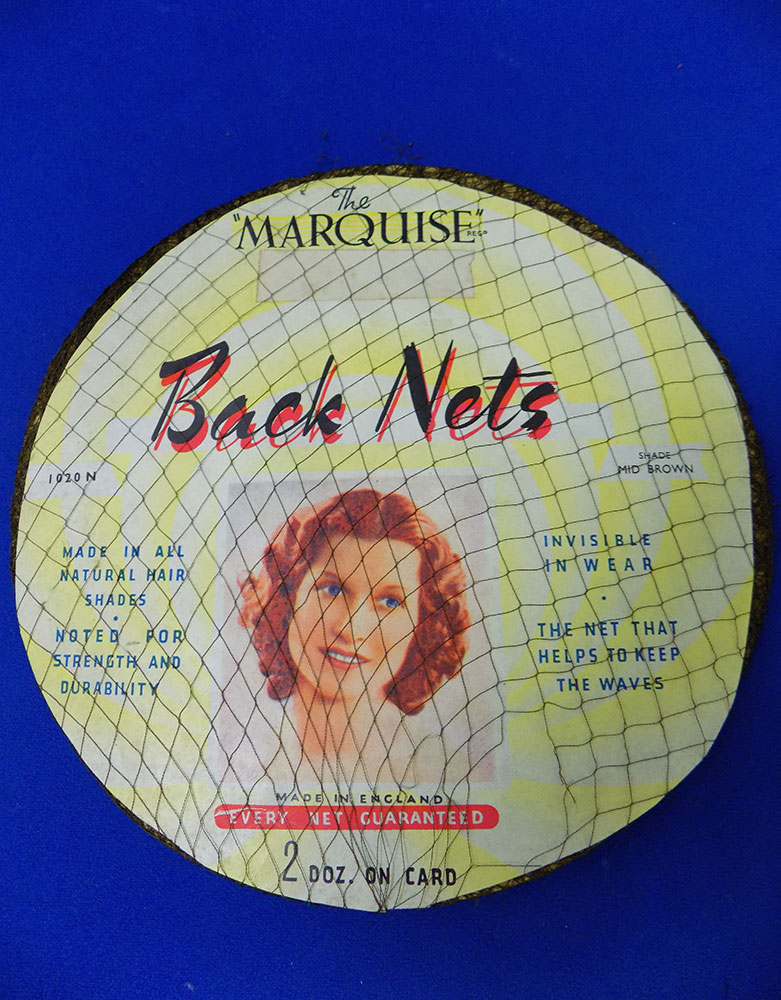 VIN83K Marquise Hair Nets