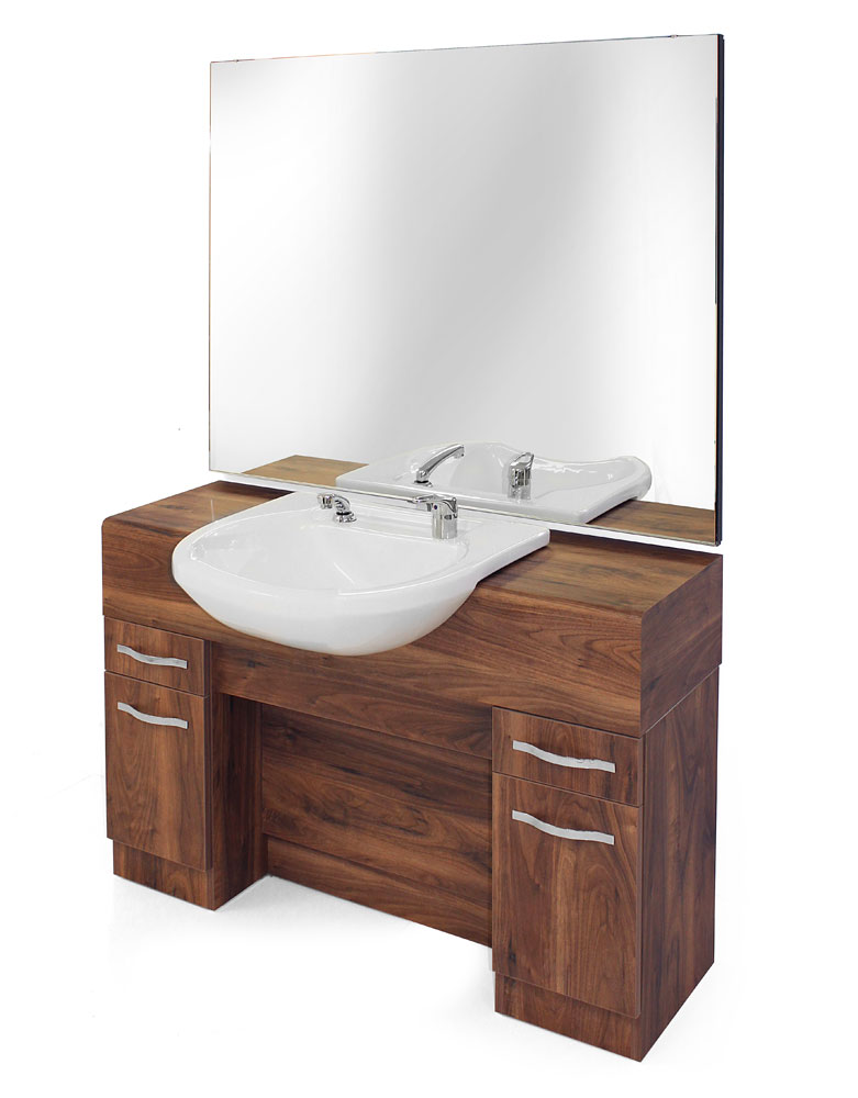 Maverick Barber Unit with Basin by REM