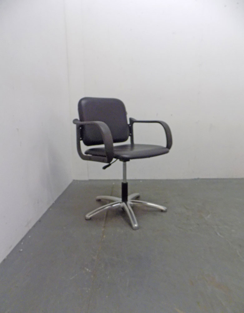 Used Salon Gas Lift Styling Chair - BC59E