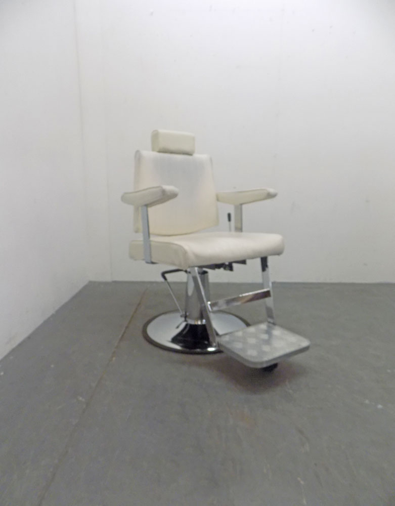BC71B Used Barber Chair
