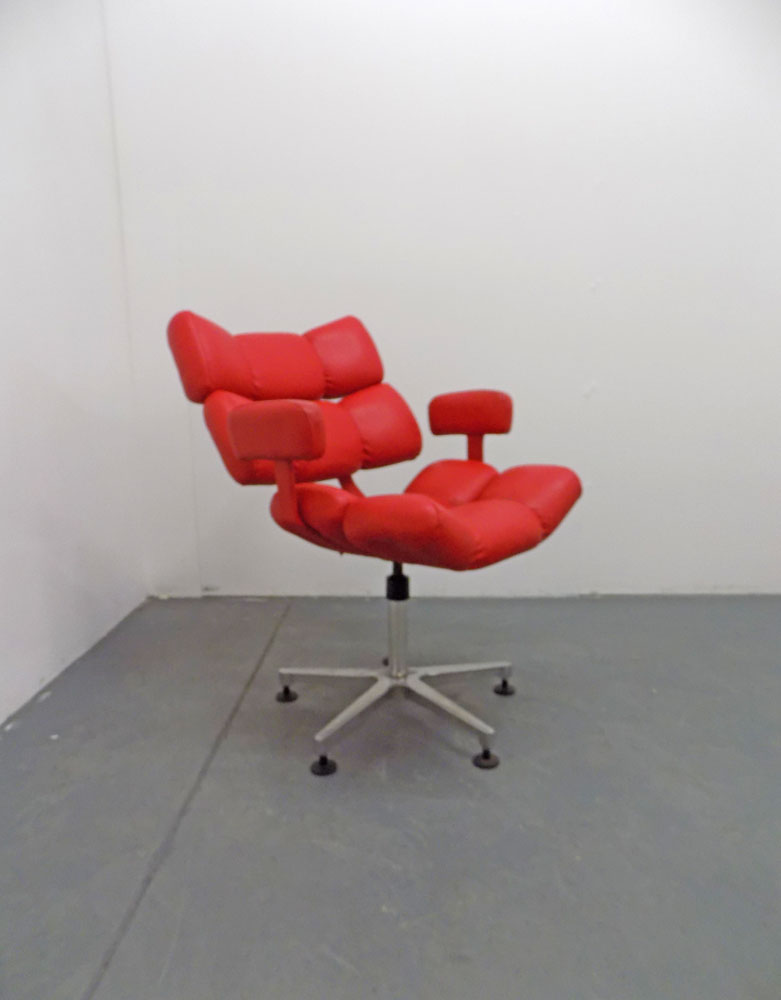 Used Backwash Salon Chair - BD09D