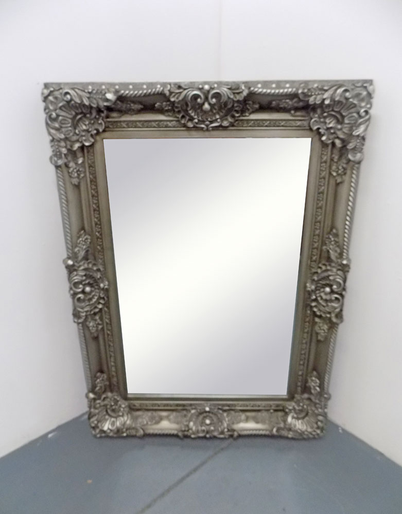 Used Ornate Salon Styling Mirror - BD21B