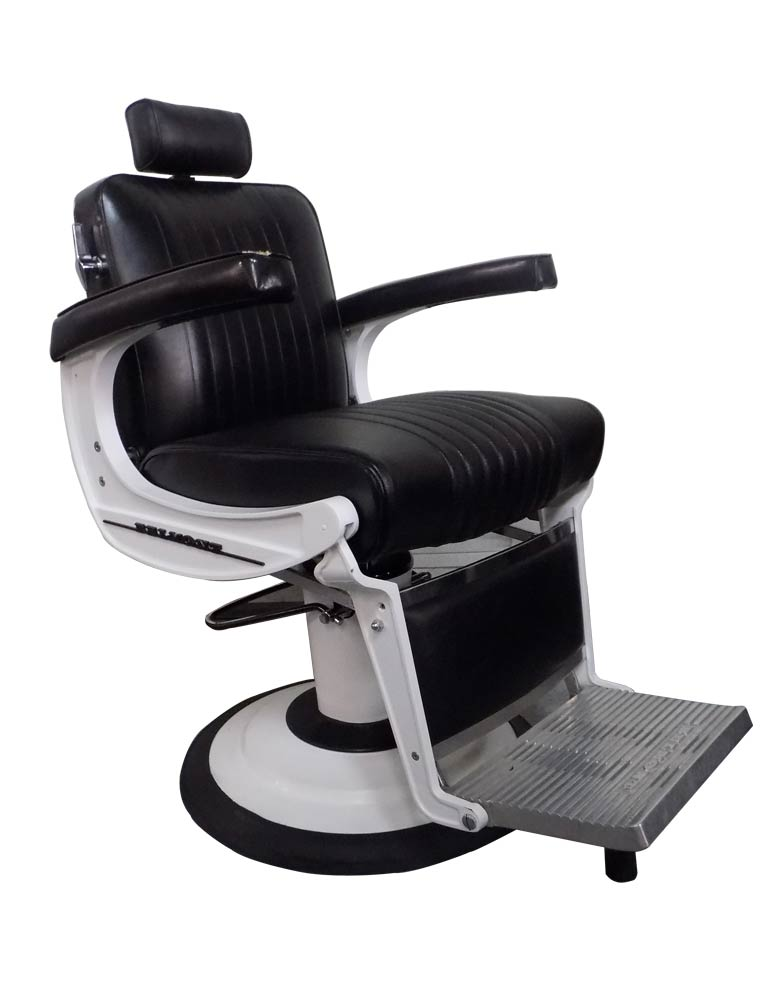 BD35A Used Takara Belmont Apollo Barber Chair