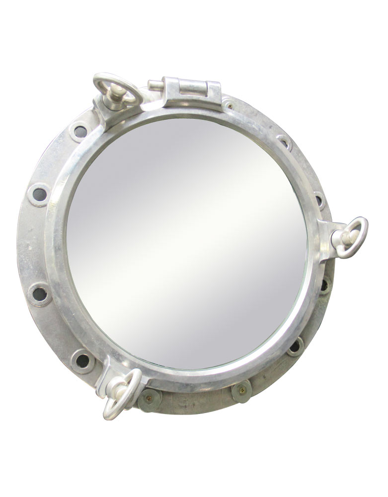 VIN08B Original Mirrored Porthole