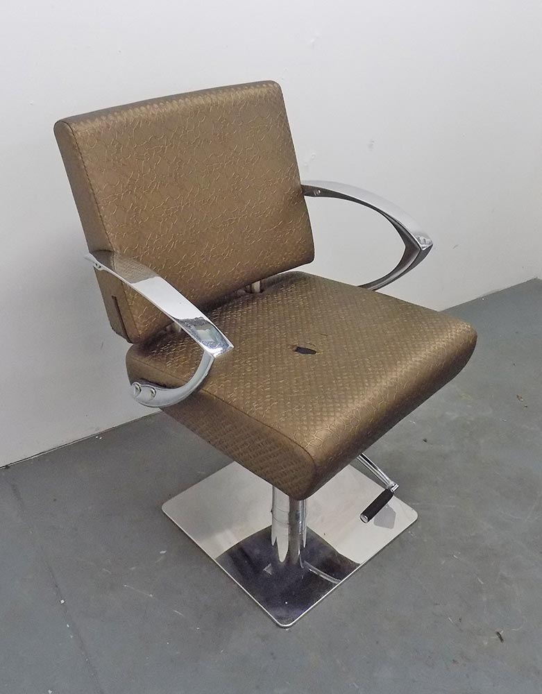Used Atlantis Salon Styling Chair by Premier  - BE07A