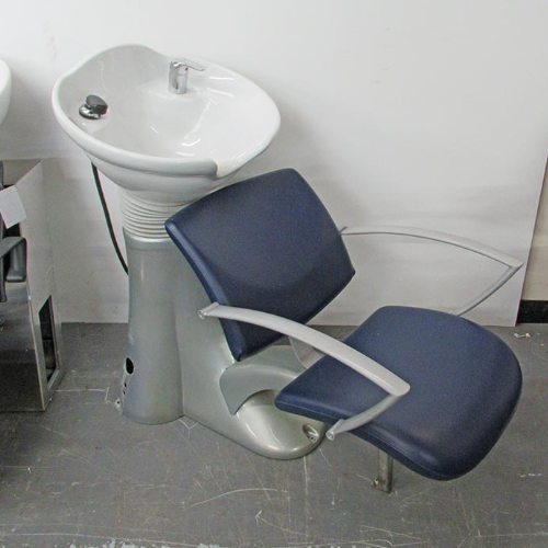 Used Salon Backwash Unit - BE29D