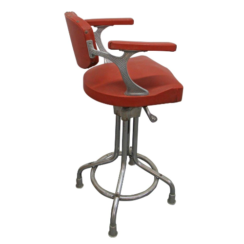 Vintage Hairdressers / Barbers Child Chair VIN203F