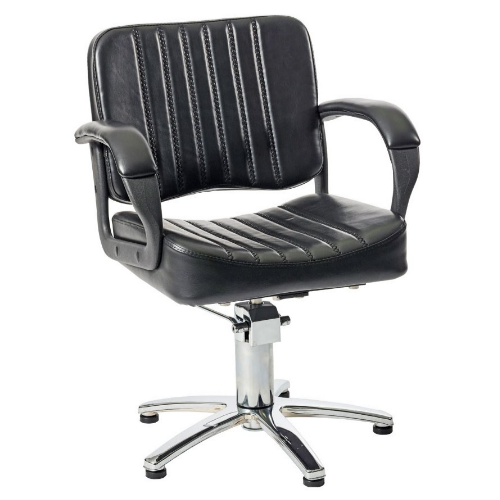 Black York Salon Styling Chair by Premier