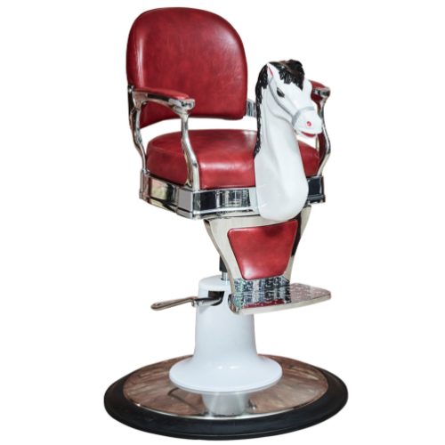 Child Horse Salon Styling Chair by SEC