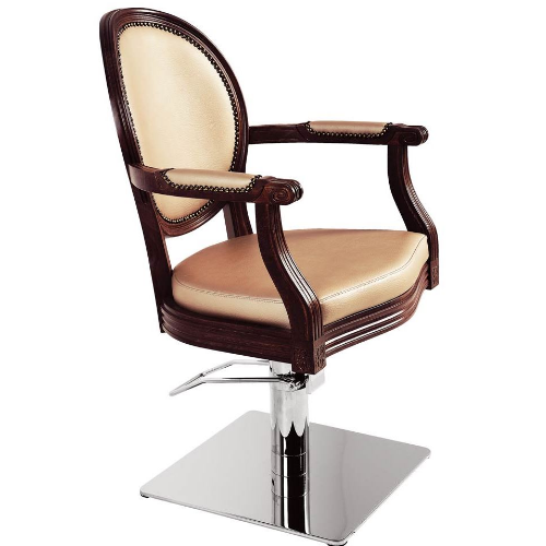 Royal Salon Styling Chair by Ayala