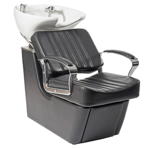 Black Tokyo Salon Backwash Unit by Premier
