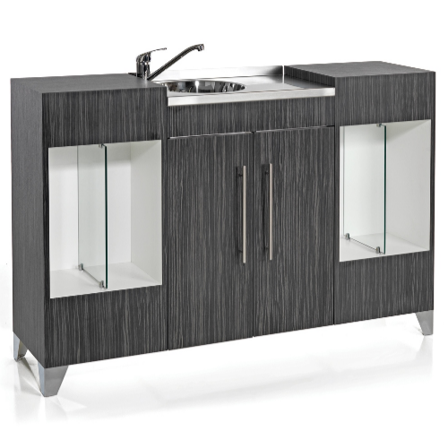 Opal Salon Vanity Unit by REM