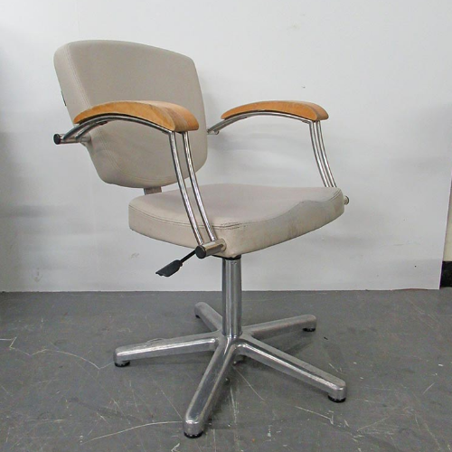 Used Arena Salon Styling Chair by REM - BE84A