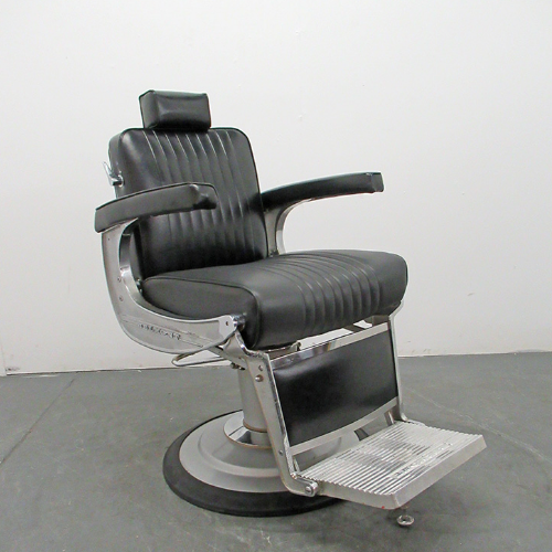 Used  Apollo Barber Chair by Takara Belmont - BD100A