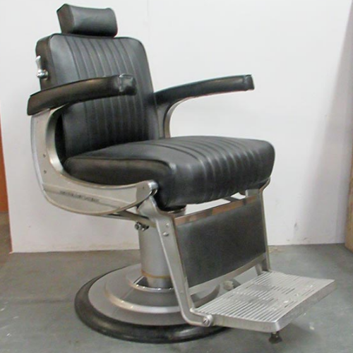 Used Apollo Barber Chair by Takara Belmont - BD64A