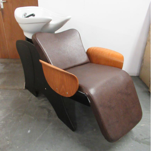 Used Salon Backwash Unit - BE81A