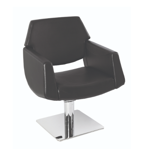 Black Lunar Pod Salon Styling Chair by Premier- Clearance