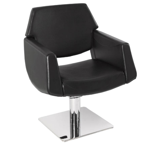 Black Lunar Pod Salon Styling Chair by Premier