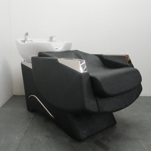 Used Salon Lay Down Backwash Unit - BF04A
