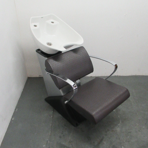 Used Aero Salon Backwash Unit by REM - BF06B
