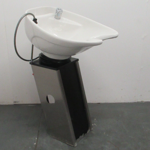 Used Salon Pedestal backwash Unit - BF17C