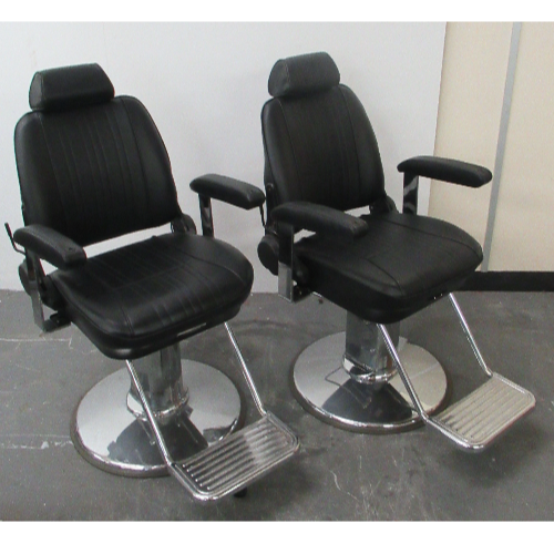 Used Sportsman Barber Chair by Takara Belmont - BE64B