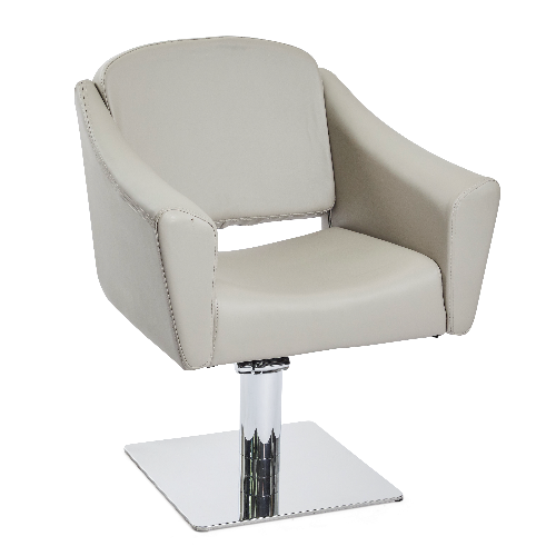 Light Grey Empress Salon Styling Chair by Premier