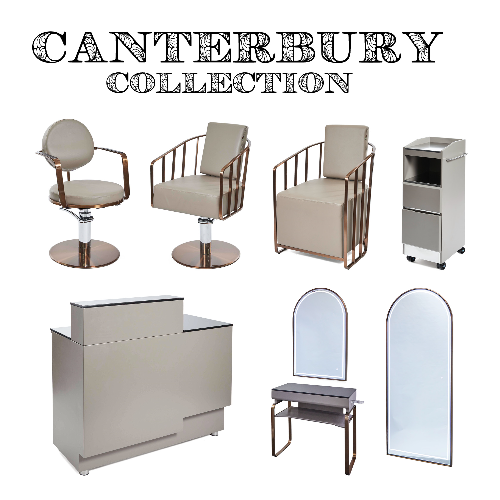Just arrived - Canterbury Collection