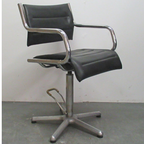 Used Black Styling Chair BF11A