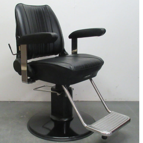 Used Sportsman Barber Chair by Takara Belmont BF25A