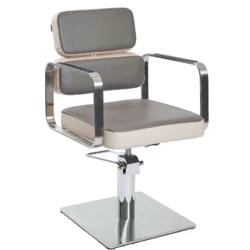 Two Tone Academy Salon Styling Chair by SEC