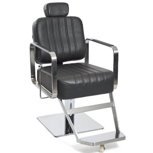 Platinum Barber Chair by Premier