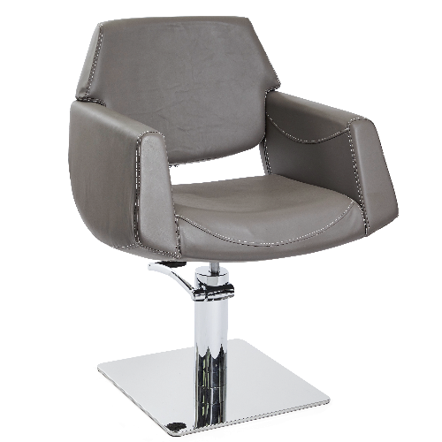 Dove Grey Lunar Pod Salon Styling Chair by SEC- Clearance