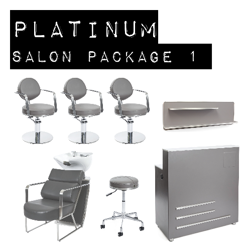Platinum Salon Package 1 by SEC