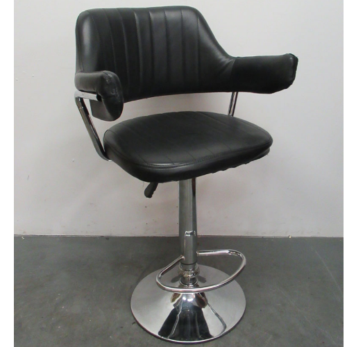 Used Black Bar Stools BF34F