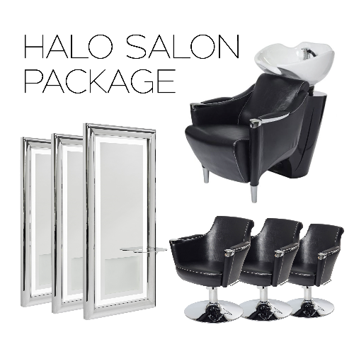Halo Salon Package by Premier