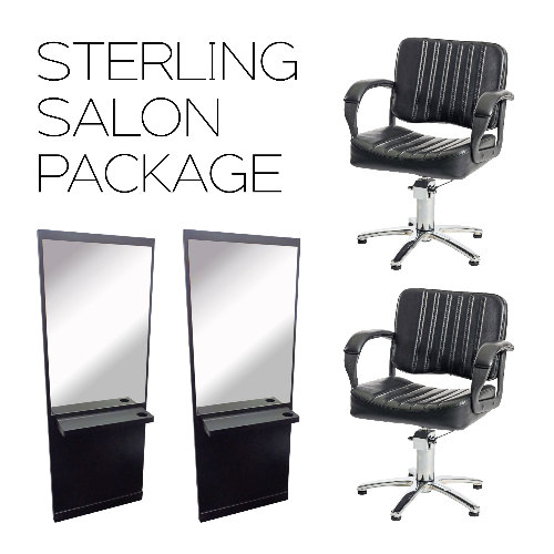 Sterling Salon Package by SEC
